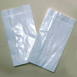 White Cake Bags