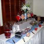 Lolly Buffet or Candy Buffet