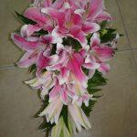 pinklilybouquet