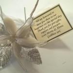 silver almond flower