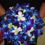 A beautiful bouquet of wedding flowers in Brisbane