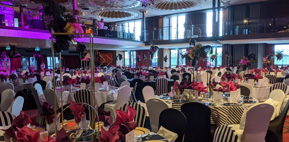 Melbourne Cup event at Eatons Hill Hotel